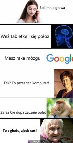 Google wie najlepiej Funny Lyrics, Polish Memes, Weekend Humor, Really Funny Pictures, Funny Mems, Funny Picture Quotes, Pictures Of People, I Cant Even, Wtf Funny