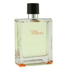 Hermes, Terre D'Hermes Eau De Toilette Spray - A plant & mineral scent combining heaven & earth Blends citrus accents, mineral notes of flint with plants & spices Designed for men who is simple & complex, tender & determined Top notes of grapefruit, orange, flint Middle notes of pepper, geranium leaves, patchouli Base notes of cedar, vetiver, benzoin.