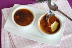 Creme Brulèe, scopri la ricetta: http://www.misya.info/ricetta/creme-brulee.htm