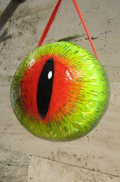 Dinosaur Eye Pinata