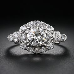 Antique Engagement Rings Gordon Clark 53