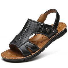 Men's Genuine Leahter Sandals