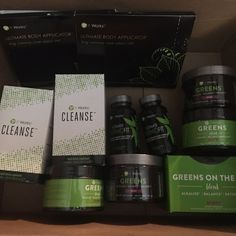These products have changed my life!  Some of you have been watching my journey and have seen my transformation while others have just joined me.  With the help of these supplements i have been able to lose over 60lbs!  If your interested in learning more please comment below and ill be glad to help you on your journey.