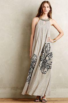 Grandiflora Maxi Dress #anthropologie