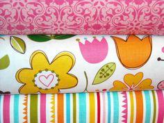 Sunny Happy Skies Fabric Combo from Riley Blake
