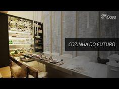 Cozinha do futuro pode dispensar o fogo e o gelo - Casa Cor - YouTube