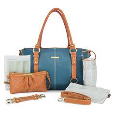 918b1e5b2733 Amazon.com   timi and leslie Madison 7-piece Diaper Bag Set