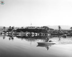 Vintage photo of the Salton Sea Yacht Club Salton Sea California, Slab City, Laurel Canyon, Desert Oasis, Strange Places, Mountain Living, Great Memories, Vintage Photos, San Diego