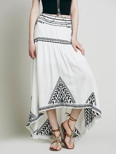 Free People Sweet Escape Skirt at Free People Clothing Boutique