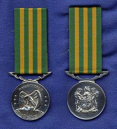 Military Orders, Defence Force, Africans, Teapot, Badges, Soldiers, South Africa, Awards, Campaign