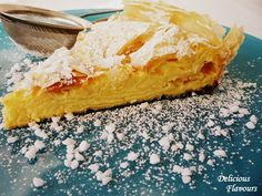 Placinta cu iaurt si vanilie - Culinar.ro