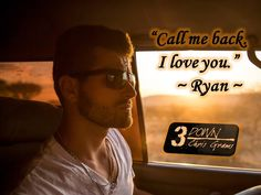 Wait, Ryan! What's your number again??? www.ChrisGramsFiction.com #Read3DOWN
