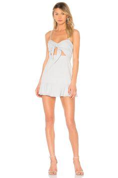 35cb697bb0 Shop for Lovers + Friends Lemon Lime Dress in Blue Jay Stripe at REVOLVE.