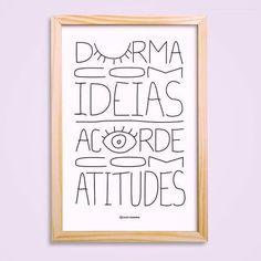 P A T C H W O R K *d a s* I D E I A S: Durma com ideias, acorde com atitudes