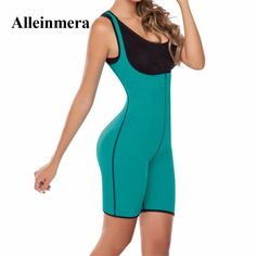 Aliexpress.com : Buy XS 5XL blue sexy sweat One Piece body shaper waist corset hot shaper sweat enhancing thermal vest sauna suit Bodysuits E13 from Reliable corsets hot shapers suppliers on Alleinmera Official Store