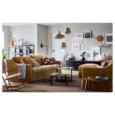 Small Living Rooms, Living Room Sets, Living Room Designs, Living Room Decor, Ikea Living Room Furniture, Kitchen Furniture, Ikea Sofa, Minimalist Home Decor, Minimalist Living