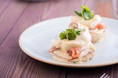 Eggs Royale  #breakfast #thedockplymouth #Plymouth