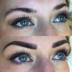 Indy Microblading Eyebrows on fleek Microblading Midwest Microblading Indiana Microblading Eyebrows Training Aftercare Before and Afters Brows Healing Blonde Embroidery P. Mircoblading Eyebrows, Eyebrows Goals, Permanent Makeup Eyebrows, Eyebrow Makeup, Eyebrow Tips, Perfect Eyes, Perfect Eyebrows, Eyebrow Before And After, Eye Cream For Dark Circles