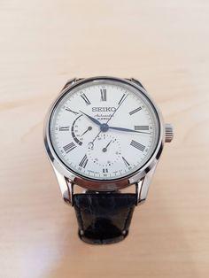 [Seiko] Enamel SARW011/SPB045J1 Rolex Watches, Watches For Men, Seiko Presage, Pocket Watches, Wrist Watches, Fashion Watches, Omega Watch, Enamel, Mens Fashion