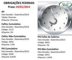 Obrigações fiscais que vencem em 24/01. Programe-se e evite multas.