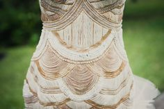 Intricate Wedding Gown Design || http://brideandbreakfast.ph/2011/05/31/a-day-and-a-dress/ | Photographer: Pat Dy | Dress: Veejay Floresca