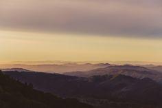 Top of Mount Tamalpais