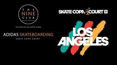 "Adidas ""Skate Copa Court"" Los Angeles | The Nine Club With Chris Roberts – The Nine Club: Source: The Nine Club"