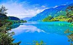 Peace and tranquility ... Switzerland