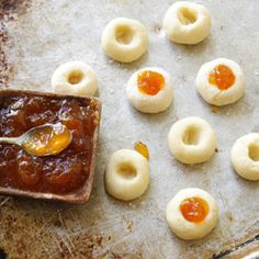 These apricot kolaches literally melt in your mouth!