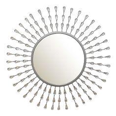 Melissa Tear Drop Wall Mirror