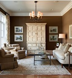 Living Rooms On Pinterest Architectural Digest