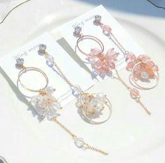 >>>Pandora Jewelry OFF! Ear Jewelry, Pandora Jewelry, Cute Jewelry, Bridal Jewelry, Beaded Jewelry, Jewelery, Jewelry Accessories, Jewelry Design, Fancy Jewellery
