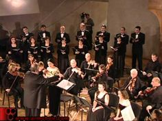 Vivaldi - Gloria.  Archbold HighSchool Choir performed this and I accompanied on the piano.  We went on tour. Does anyone remember the year?