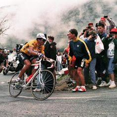 Miguel Indurain Road Cycling, Road Bike, Bicycle Race, Racing, France, Retro, Health, Vintage, Tour De France