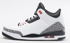 """Air Jordan 3 """"Infrared 23"""" Official Images http://nicek.is/1cx4RwG"""