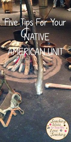 Five tips to make your Native American Unit engaging, authentic, and successful.