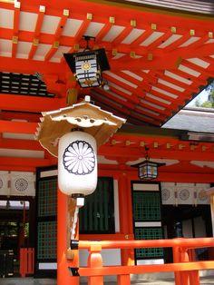 Lantern's at Temple in Kobe