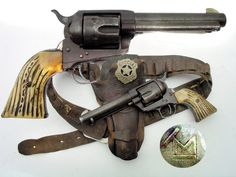 The Colt Single Action Army which is also known as the Single Action Army, SAA…
