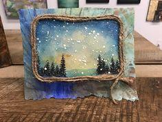 Wax on Wednesdays Encaustic Painting Fun Encaustic Transfer Christmas Cards Encaustic Painting, Christmas Cards To Make, Art Tutorials, Mixed Media Art, Card Making, Wax, Crafts, Studio, Youtube