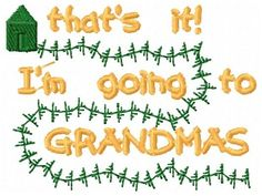 FREE! Going To Grandmas - 4x4