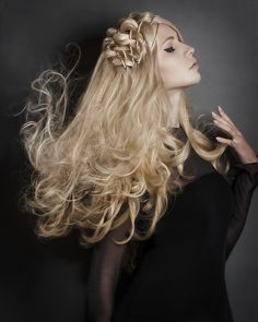 Artistic hair