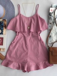 Bonito Girl Outfits, Casual Outfits, Cute Outfits, Fashion Outfits, Cute Dresses, Girls Dresses, Teen Fashion, Womens Fashion, Baby Dress