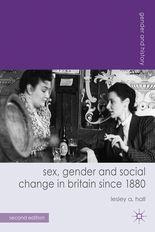 Segunda edición, totalmente reescrita y actualizada, del brillante libro de Hall sobre la sexualidad en Inglaterra del siglo XIX a la actualidad.
