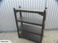 Dark Teak Kitchen Rack | Trade Me