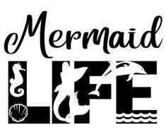 Mermaid Shirt, Cute Mermaid, Vinyl Monogram, Monogram Design, Circuit Projects, Vinyl Projects, Cricut Vinyl, Vinyl Decals, Cricut Air