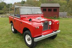 1962 land rover series