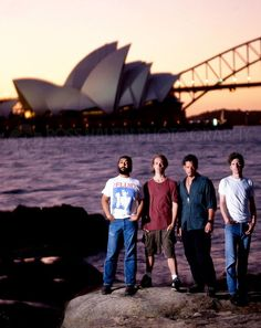 Sydney! We're at the @BigTopSydney tonight & @soundwavefest on Saturday. Here's a '94 @RossHalfin shot for #tbt.