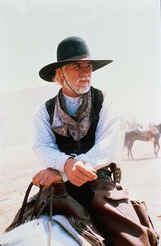 Captain                                                                     Woodrow F. Call - Lonesome Dove Real Cowboys, Cowboys And Indians, Lonesome Dove, Cowboy And Cowgirl, Cowboy Hats, Cowboy Gear, Tv Westerns, Sean Connery, Paul Newman