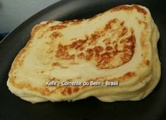 PANINI COM KEFIR DE LEITE Paleo Life, Paleo Whole 30, Lactose Free, Kombucha, Low Carb, Keto, Breakfast, Healthy, Ethnic Recipes