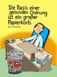 Effiziente Arbeitsorganisation mit Papierkorb Efficient work organization with trash Big Words, Love Words, Simplfy Your Life, Positive Psychology, Tabu, Quotes And Notes, Lol So True, More Than Words, Picture Design